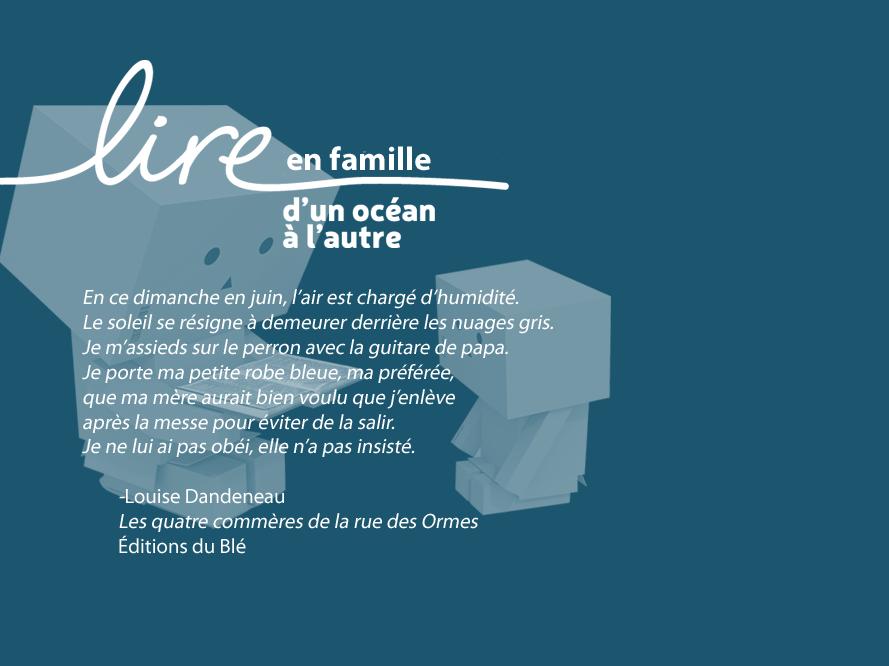 Lire en famille_Dandeneau