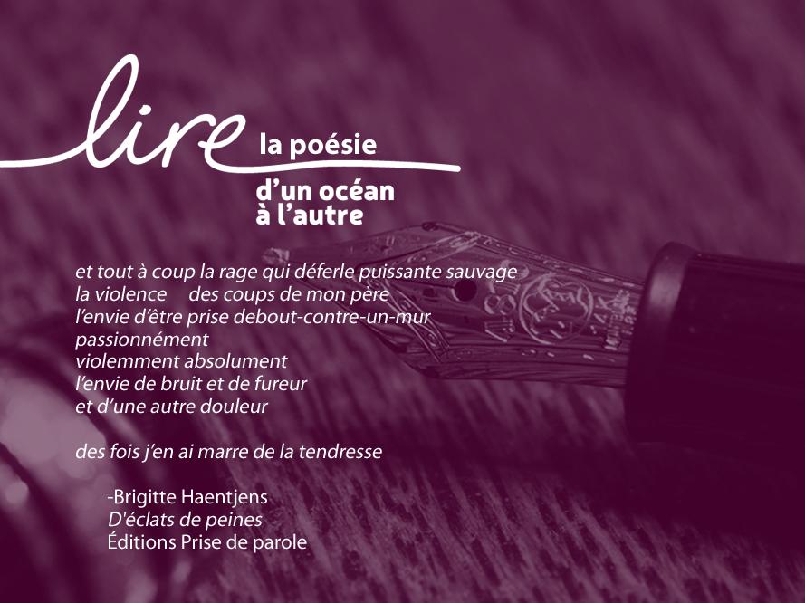 Lire la poésie_Haentjens