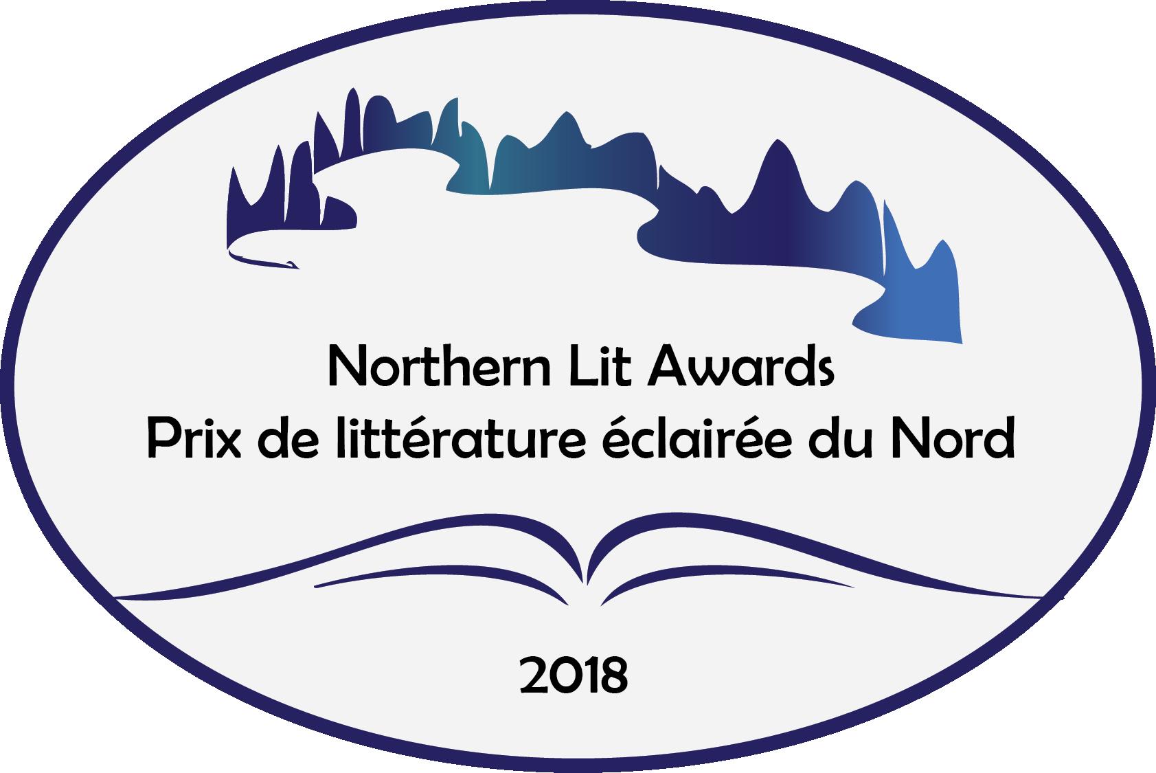 Logo Prix de littérature éclairée du Nord
