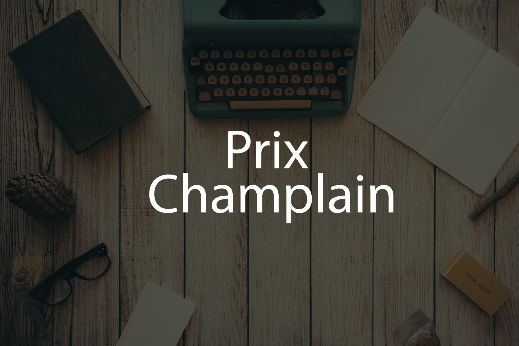 Initiatives_prix Champlain