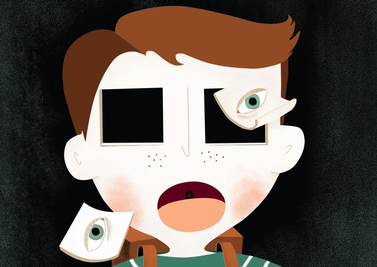 Au secours je perds la vue