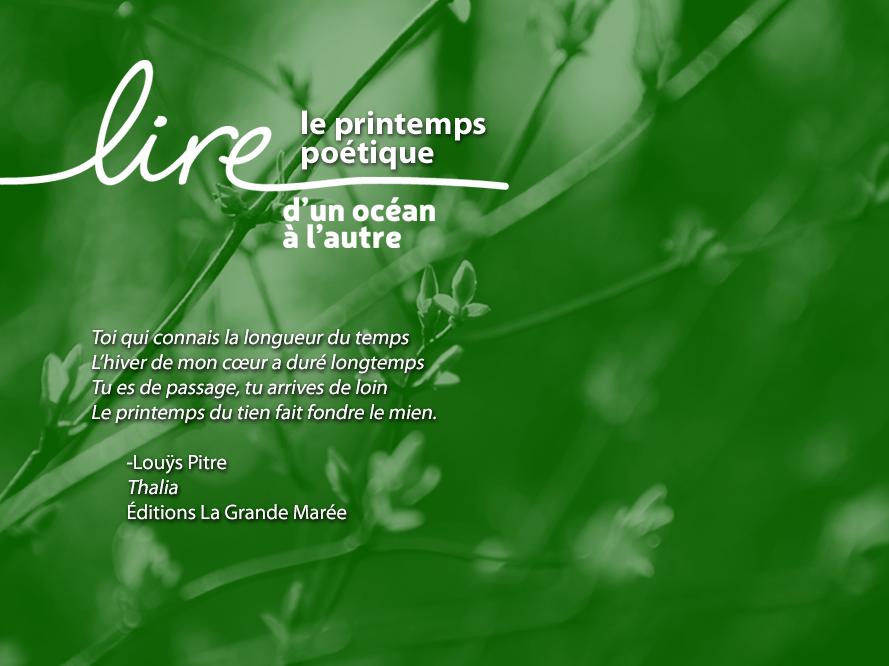 Lire le printemps_Pitre