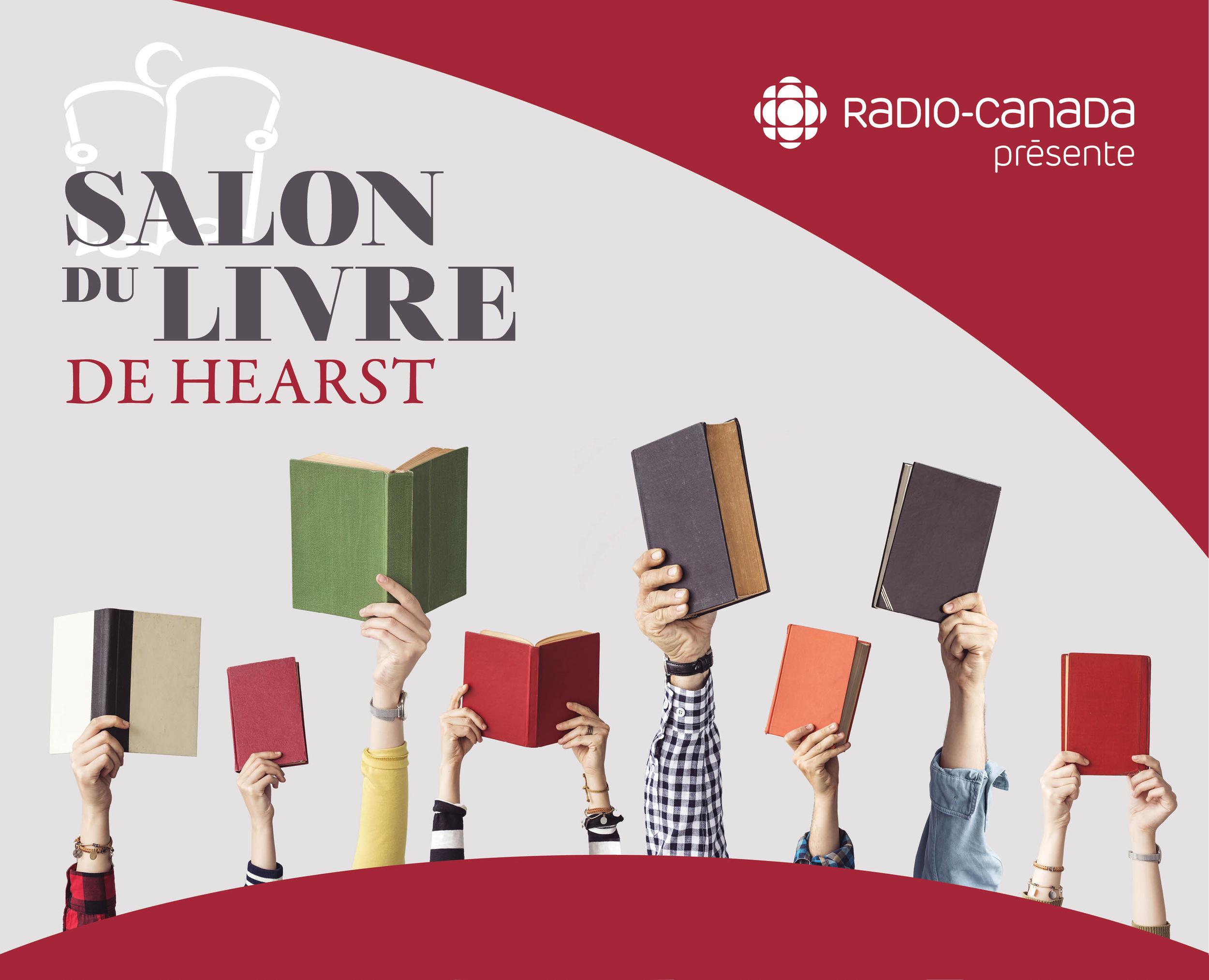 Salon du livre de Hearst