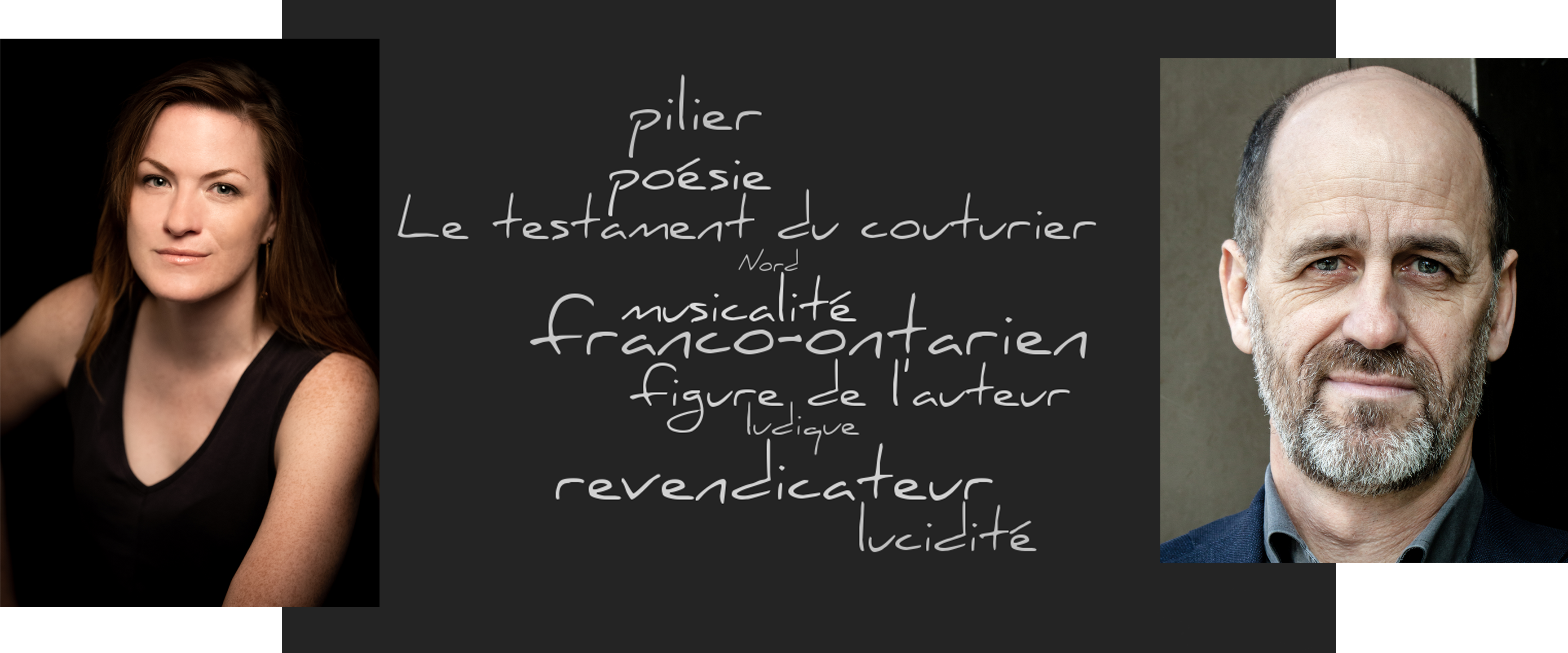 Lisa L'Heureux vous présente Michel Ouellette