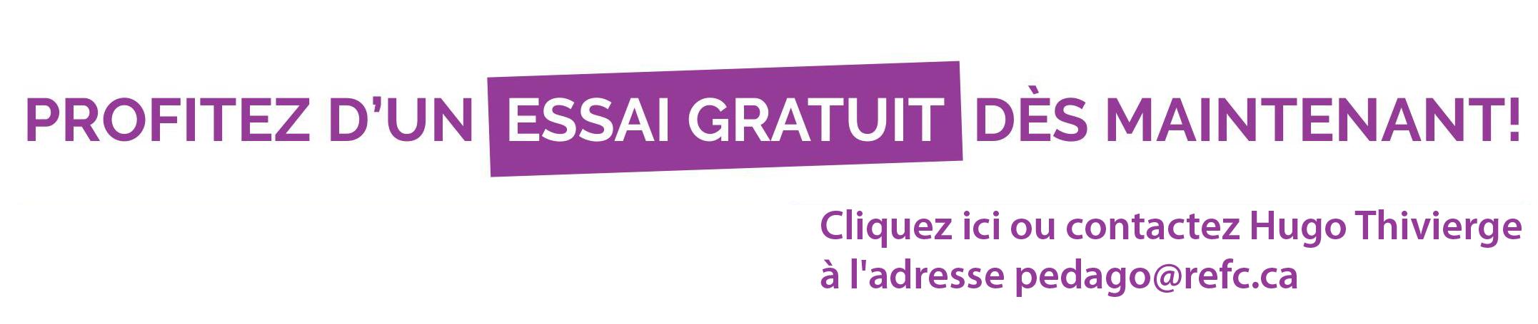 FrancoBiblio - Essai gratuit