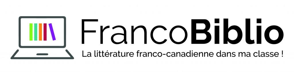 Logo FrancoBiblio - La littérature franco-canadienne dans ma classe