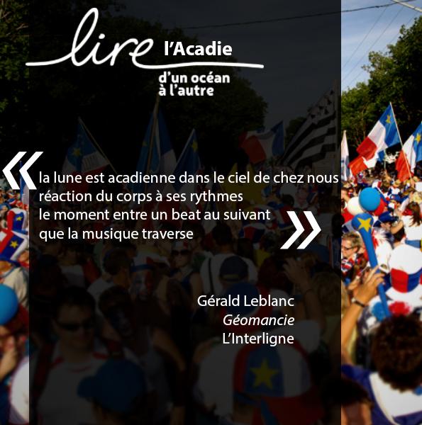 Lire l'Acadie_Leblanc