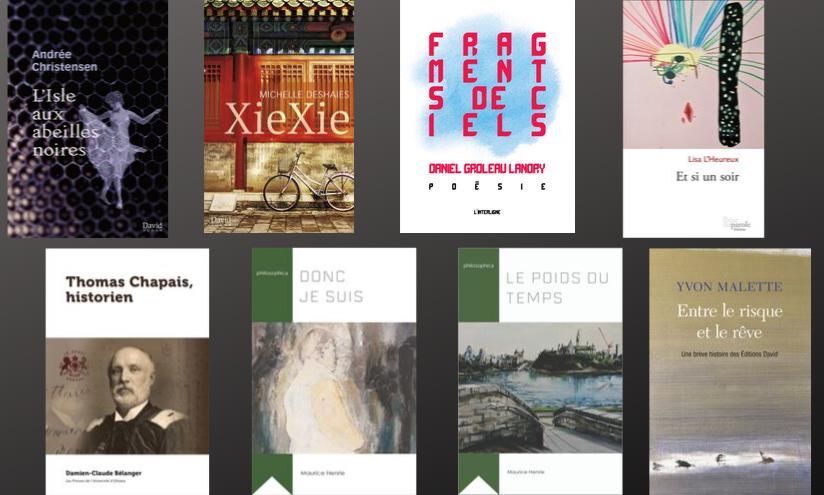 Prix du livre d'Ottawa 2019