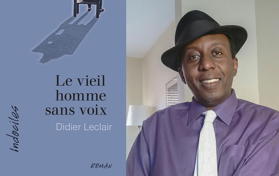 Le vieil homme sans voix de Didier Leclair