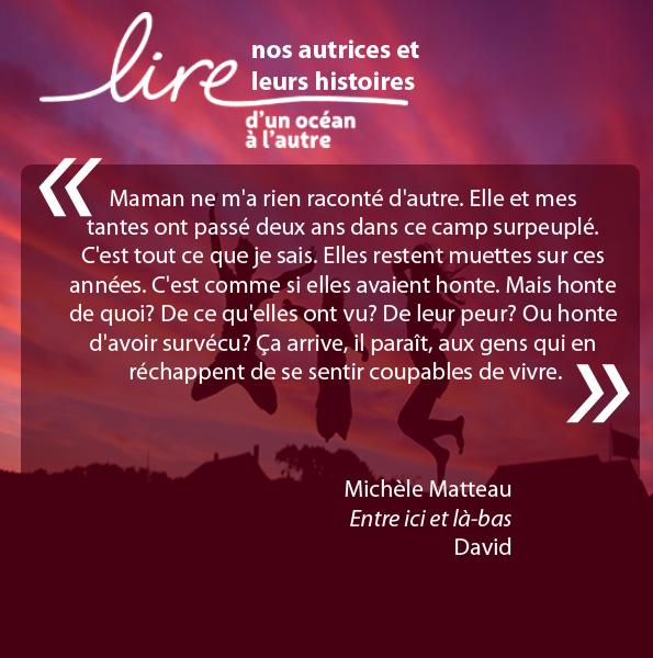 Lire l'histoire des femmes-Matteau