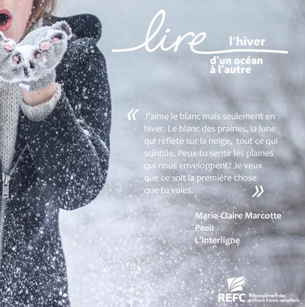 Lire l'hiver_Marcotte