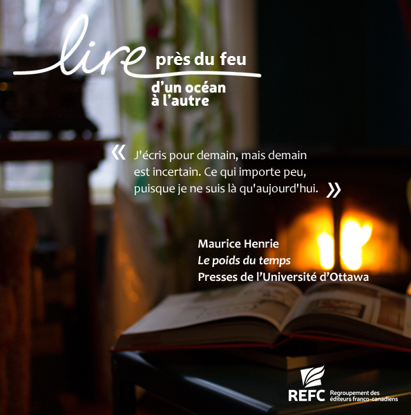 Lire près du feu_Henrie