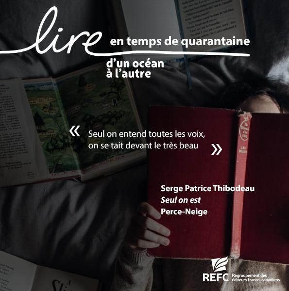 Lire en temps de quarantaine_Thibodeau