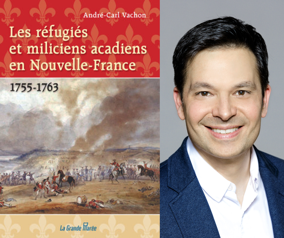 Visuel_Les-réfugiés-et-miliciens-acadiens-en-Nouvelle-France_André-Carl-Vachon