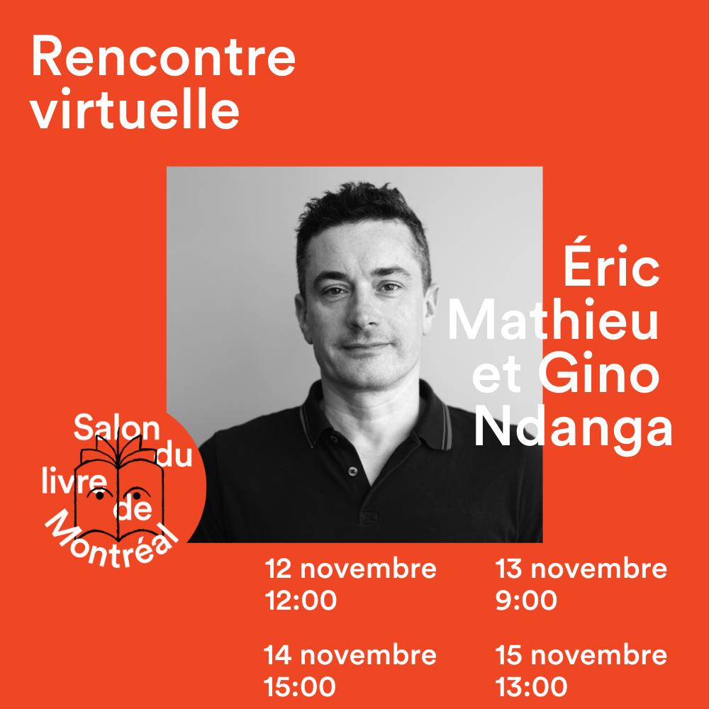 Publication Rencontre Visuelle Éric Mathieu