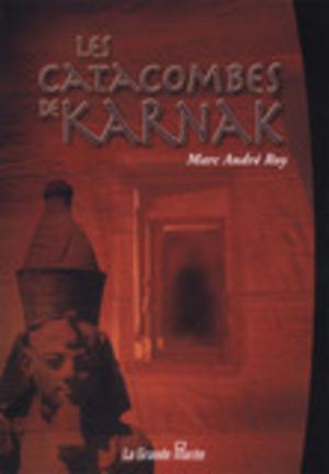 Catacombes de Karnak, Les