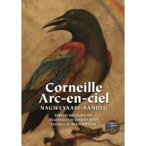 Corneille arc-en-ciel