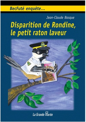 Disparition de Rondine, le petit raton laveur