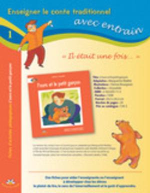 Fiches d'activités pédagogiques - Ours et le petit garçon (L')