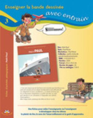 Fiches d'activités pédagogiques - Petit Paul