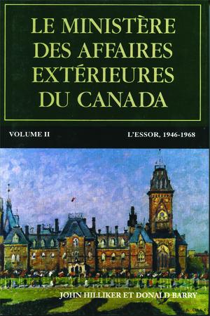 Le ministère des Affaires extérieures du Canada II