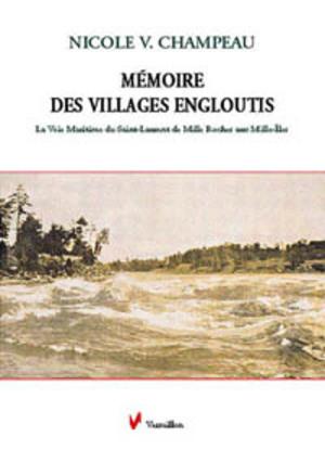 Mémoire des villages engloutis.