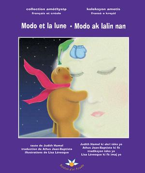 Modo et la lune / Modo ak lalin nan
