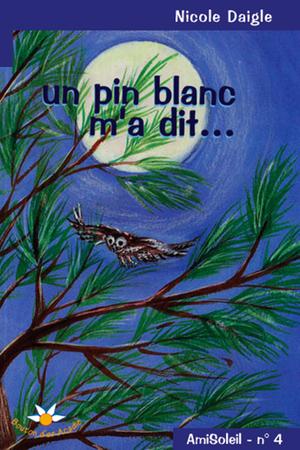 Un pin blanc m'a dit...