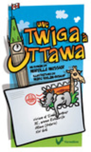 Une twiga à Ottawa