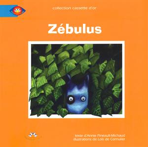 Zébulus, le petit zèbre triste