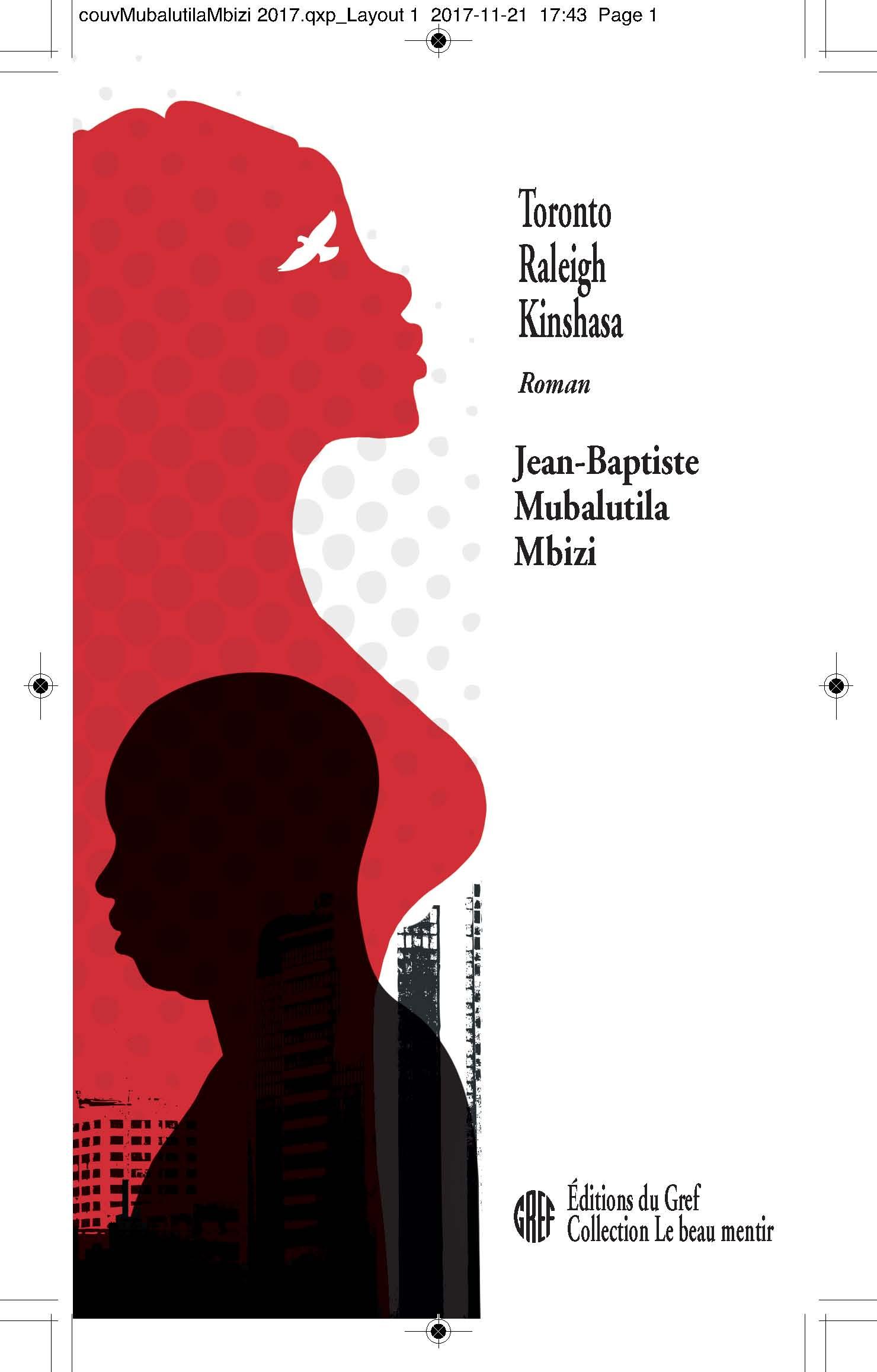 Toronto-Raleigh-Kinshasa